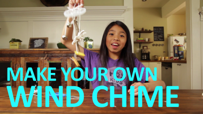 Make Your Own Wind Chime