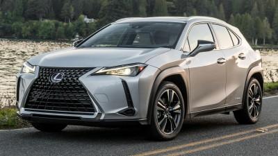 2019 Lexus UX & 2019 Acura NSX