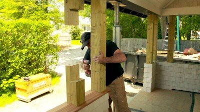 Air Tight House | The Jamestown Net Zero House