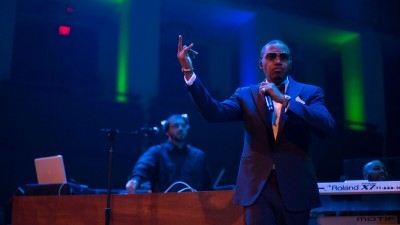 Nas Live From the Kennedy Center: Classical Hip-Hop