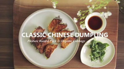 Classic Chinese Dumplings Inspired by Din Tai Fung