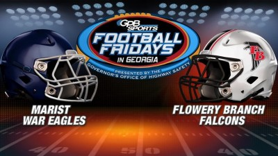 Football Fridays In Georgia: Marist vs. Flowery Branch