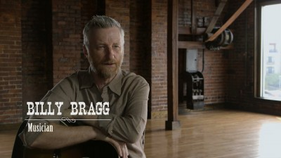 Billy Bragg: the Influence of American Roots Music