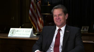 Exclusive Interview with Governor Brian Kemp Part 1