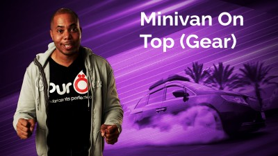 Bisi Ezerioha: Minivan On Top (Gear)