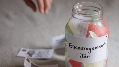 Encouragement Jar