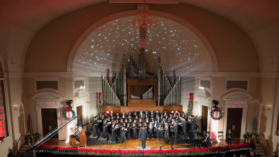 Spelman-Morehouse Christmas Carol Concert
