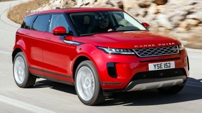 2020 Range Rover Evoque & 2019 Volkswagen Beetle Convertible