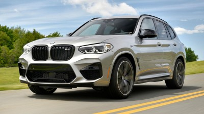 2020 BMW X3 M Competition & 2020 RAM 1500 v RAM 1500 Classic
