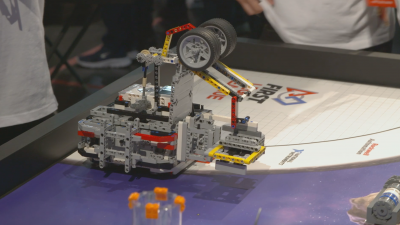 FIRST LEGO League: From Georgia to Houston