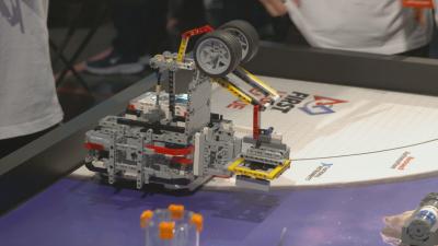 FIRST LEGO League: From Georgia to Houston
