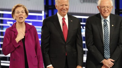 Political Rewind: Democrats Turn To The South