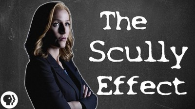 How Dana Scully Changed Science