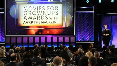 Movies for Grownups Awards with AARP The Magazine