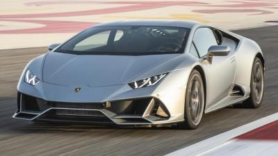 2020 Lamborghini Huracan EVO & 2020 Mercedes-Benz GLC 300