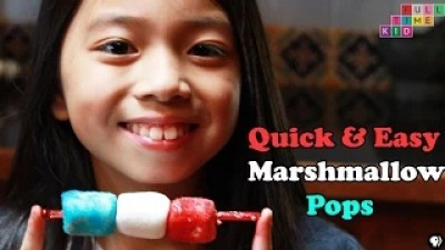Easy Marshmallow Recipe