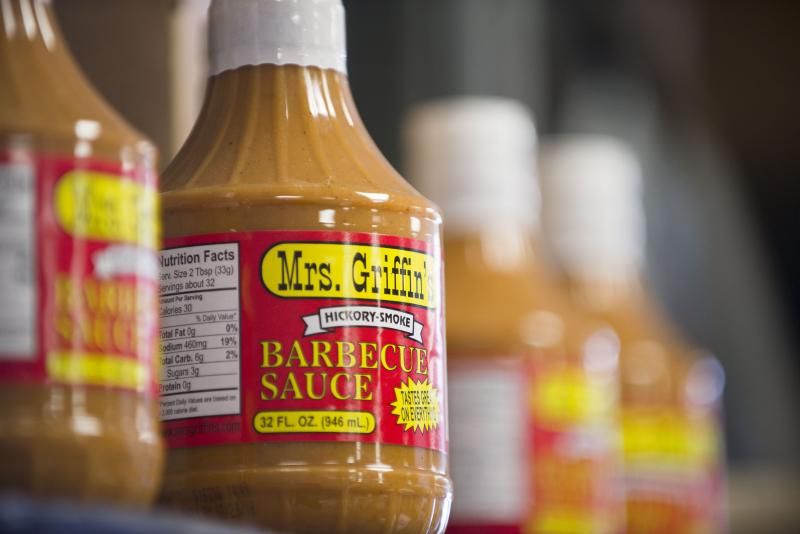 Mrs. Griffin's Barbecue Sauce