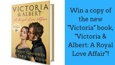 Win a copy of Victoria & Albert: A Royal Love Affair
