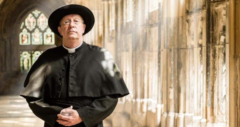 Father Brown Mark Williams Season 7