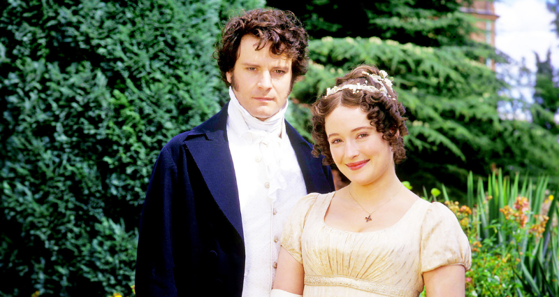 Pride and Prejudice Elizabeth Bennet Mr Darcy