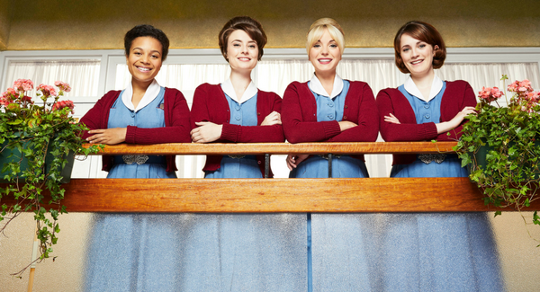 Call The Midwife season 7 promo photo