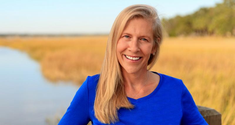 Author Christina Kelly