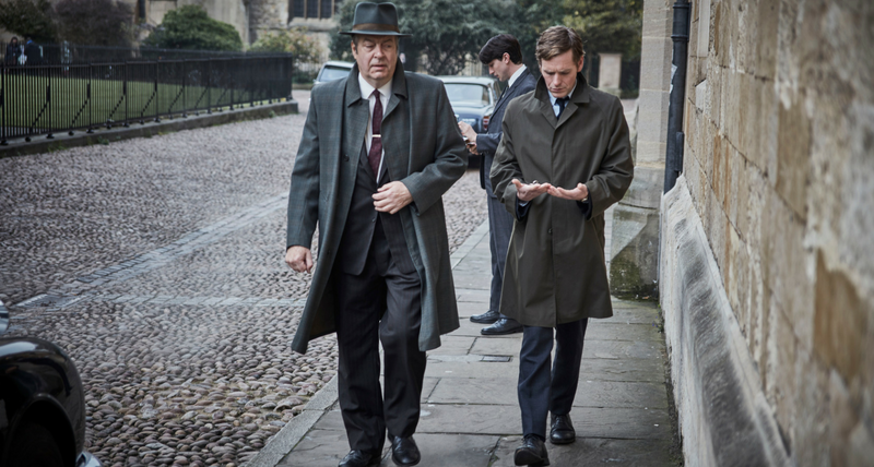 Endeavour Masterpiece Season 5 Morse Thursday