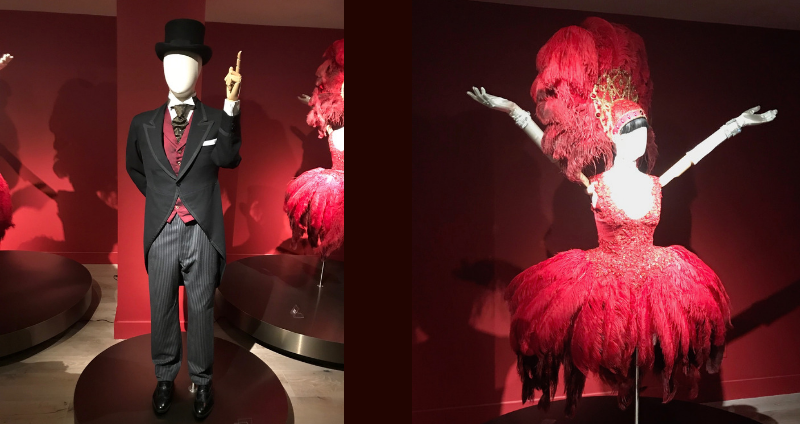 Costumes worn by the cast of Mr. Selfridge at SCAD Fash