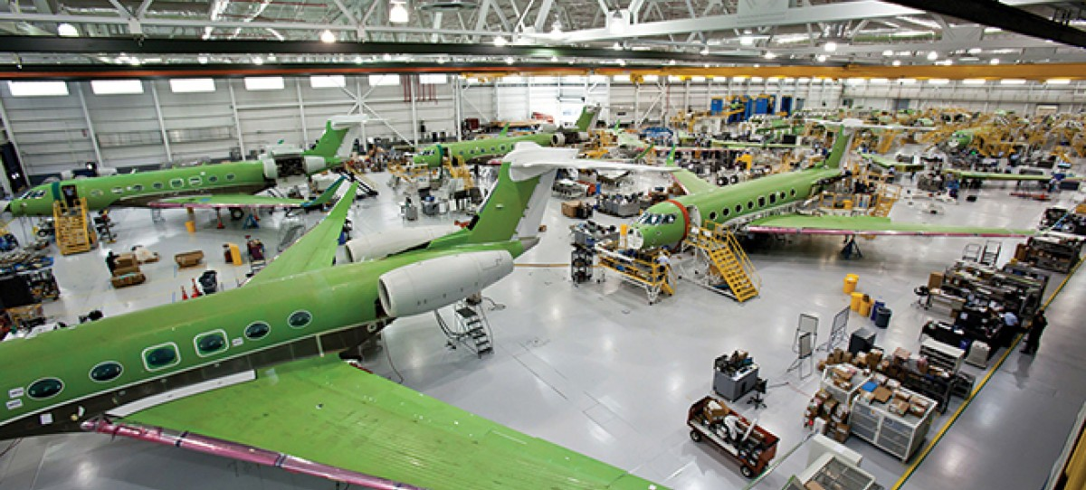 Gulfstream Announces Major Investment, 200 New Jobs As