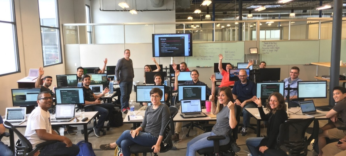 Coding Bootcamps Help Fill The Skilled Labor Gap For