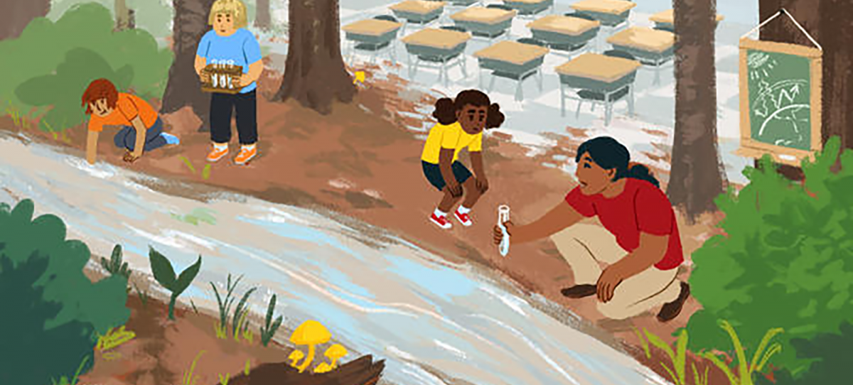 Climate Change Art Ideas For Kids