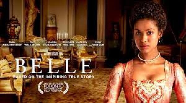 Cover art for Belle.