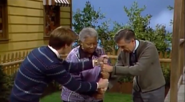 Mister Rogers continues to bring positivity through remixed tunes.