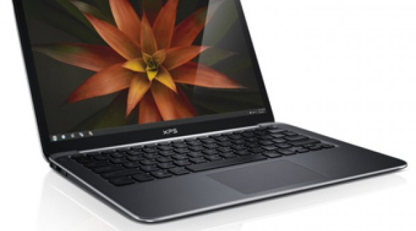 The Dell XPS 13 ultrabook was showcased at the Consumer Electronics Show as the next generation of laptop.