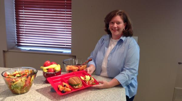 Misty Friedman  is the School Nutrition Coordinator at the Georgia Department of Agriculture