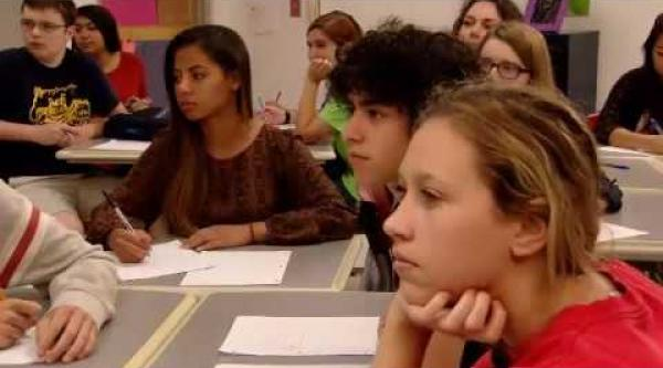 Innovation in Teaching Competition: Tabitha Ginther from Northside High School Part 1
