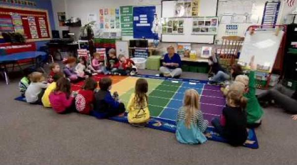 Innovation in Teaching Competition: Debi Goodman from Shallowford Falls Elementary School