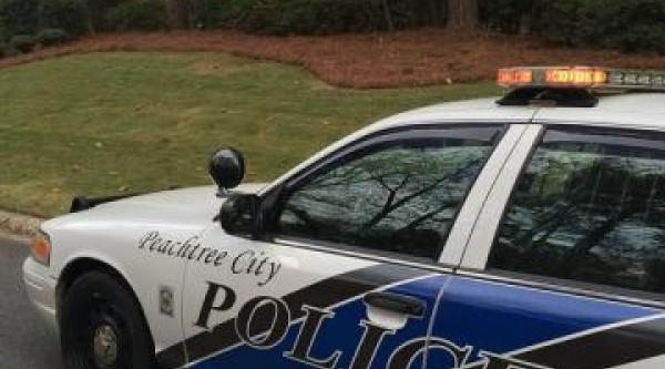 Peachtree city police