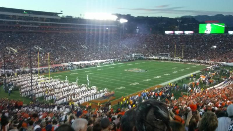 The Rose Bowl: The Last Home For The BCS Championship