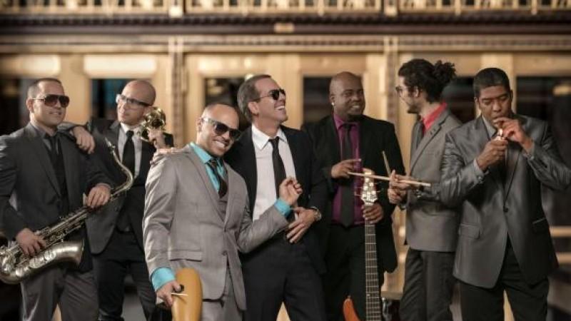 Tiempo Libre performs at Rialto Center for the Arts on 4/27/13