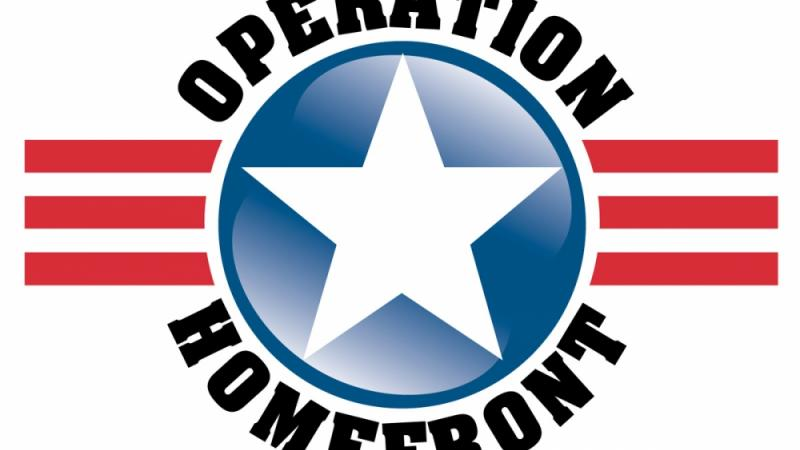 Operation Homefront logo. Photo Courtesy of Operationhomefront.net