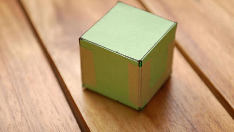 How does this cube (instruction on WikiHow) prevent summer learning loss?