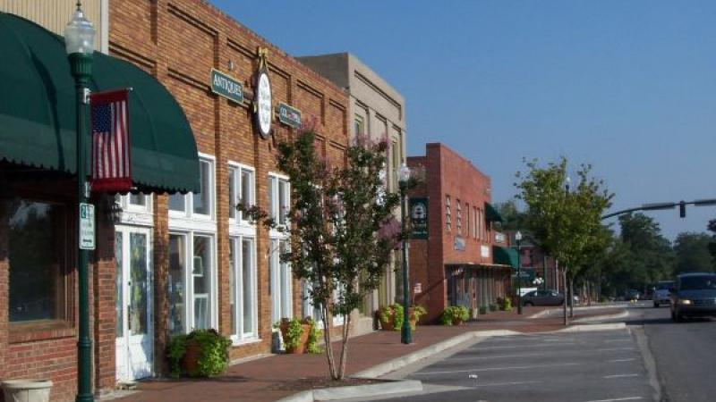 Alpharetta is the Fastest Growing City in Georgia