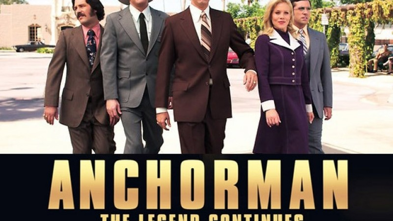 Anchorman 2 is Currently Filming in Altanta and Looking for Extras