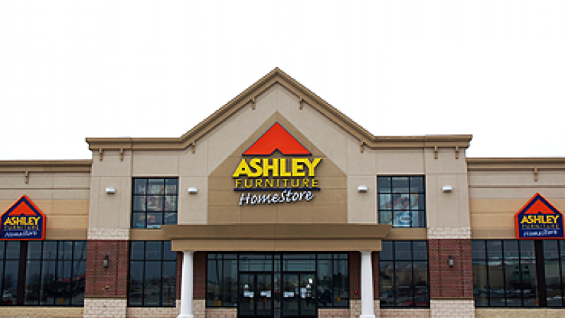 Ashley Furniture is coming to Albany.