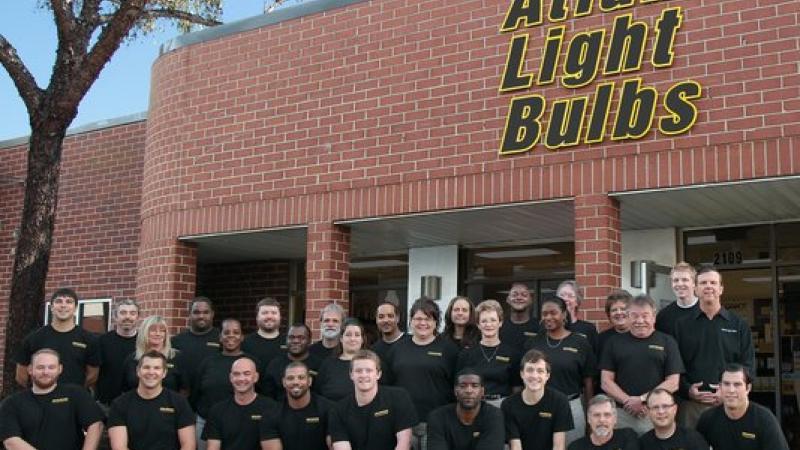 "Atlanta Light Bulbs is 1 of 6 Georgia Small Business ""Rock Stars"""