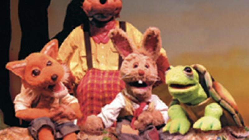 Brer Rabbit and Friends breathes life into the stories of Brer Rabbit.