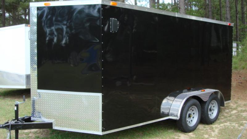 Bullseye Trailers are Manufactured in Tifton, GA