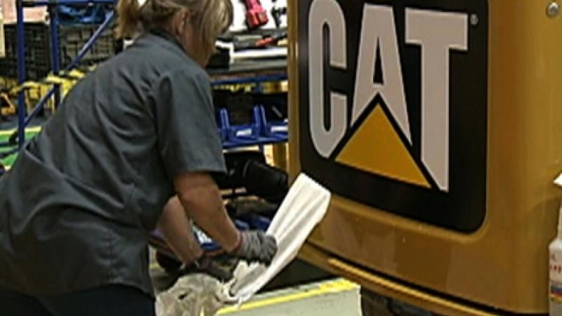 Caterpiller Recently Closed a Japanese Plant to Open in Georgia