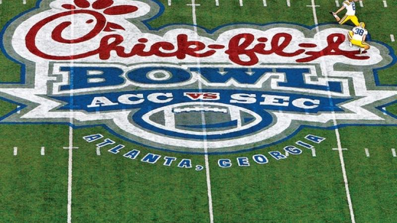 The New Chick-Fil-A Peach Bowl will Host a National Semi-Final Game